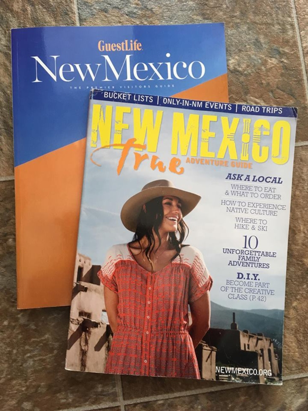 New Mexico True/Guest Life Magazines 2017