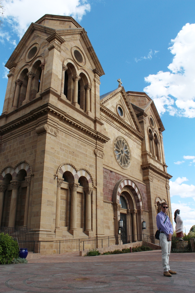 Cathedral Basilica St. Francis of Assisi, Santa Fe