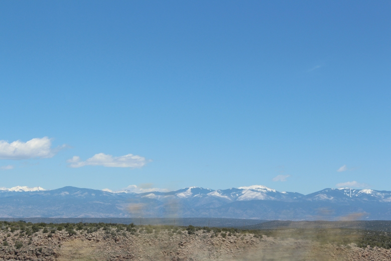 Sangre de Cristo Mountains, New Mexico
