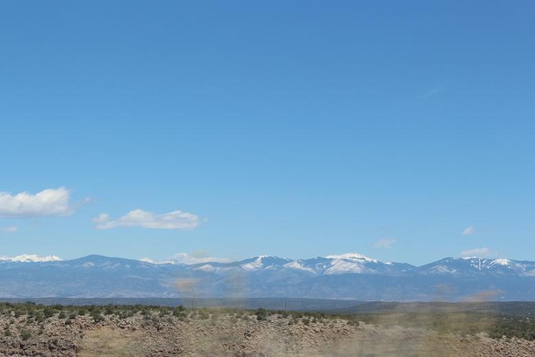Sangre de Cristo Mountains, New Mexico
